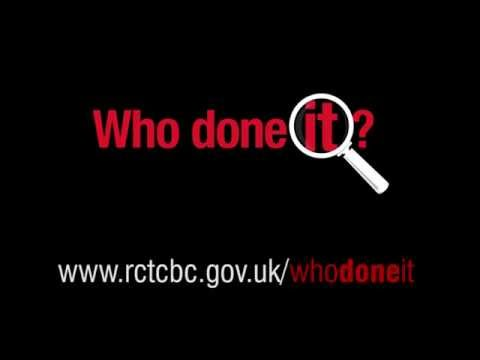RCT Council - Who done it?