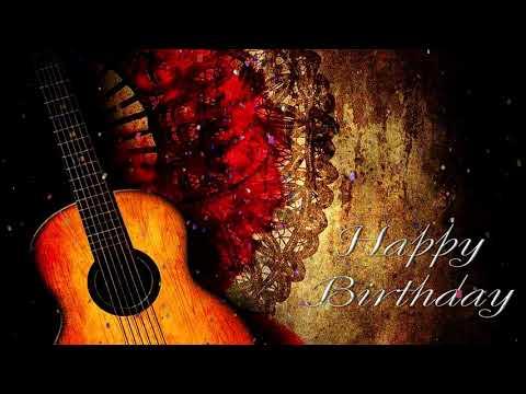 Happy Birthday song ( Gypsy / Flamenco Version) HQ Audio