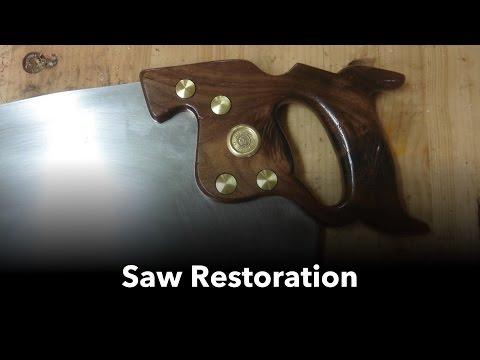 Saw Restoration