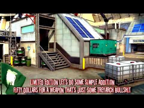 Black Ops 2 Thrift Shop Parody - ''c4'' - A Cod- Bo2 Parody Of Macklemore's 'thrift Shop' REV