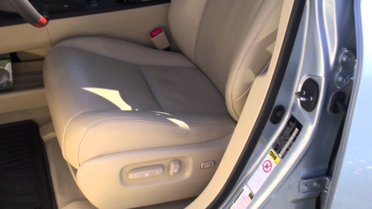 Lexus Redwood City >> Lexus Front Seat Restoration by Cooks Upholstery Redwood ...