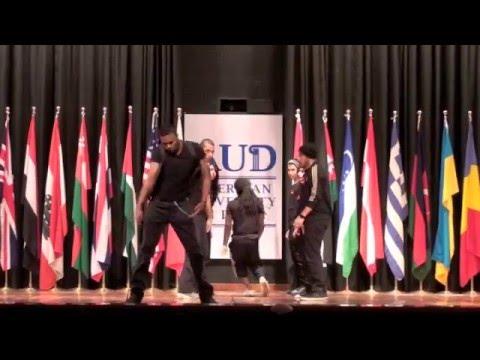 HIV / AIDS Awareness Day Dance Performance