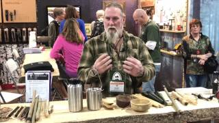 Dave Canterbury Teaches on Hunting, Bushcraft Food: Trapping, Hunting, Fishing, Cooking