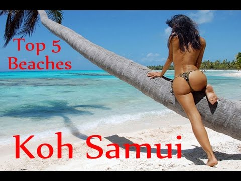 Top 5 Beaches in Koh Samui Thailand ✔