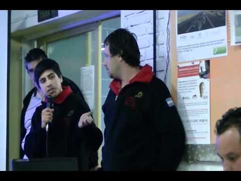 Auto solar instituto Formacion Tecnica 188 General Rodriguez chile competencia