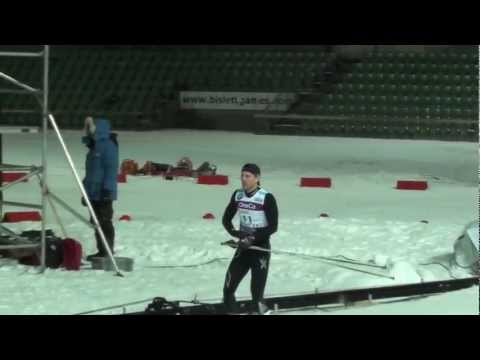100m World record at Bislett Stadium 2013
