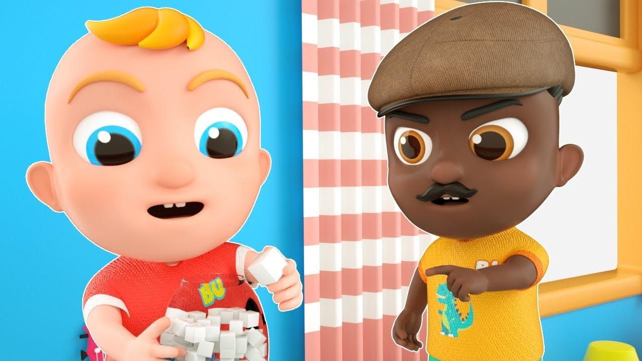 Johny Johny Yes Papa   Baby Nursery Rhymes & Kids Songs ...