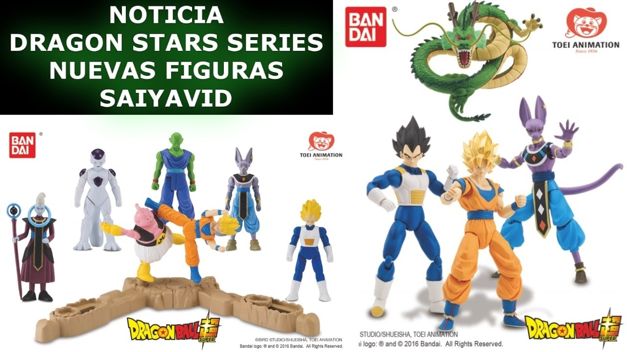 Noticia Dragon Ball Z Nuevas Figuras De Bandai Dragon Stars Series Y Mas