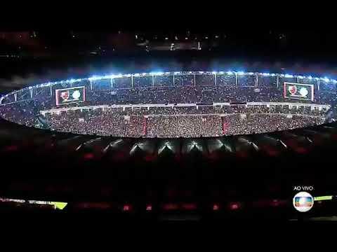 Flamengo 5 X 0 Grémio Música funk do flamengo pra ganhar ...