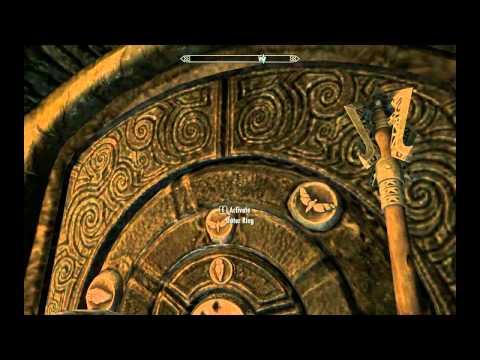 Skyrim - Misión: Túmulo de las cataratas lúgubres + La Garra Dorada // Parte 3