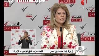 Zahra Ben Naceur   Afek   Bizerte