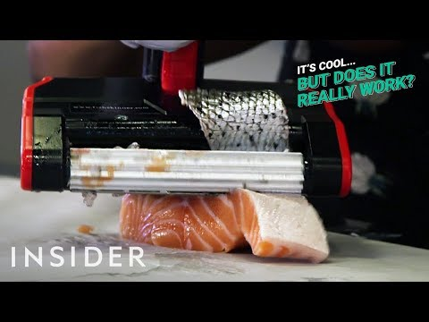 Fish Skinner | It's Cool, But Does It Really Work?