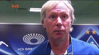 """""""Я не відходив далеко від футболу"""": чому Динамо спромоглося лише на нічию 1:1 з Олімпіком"""