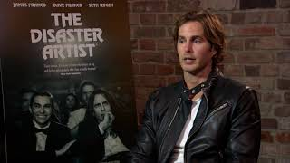 "Greg Sestero on writing ""The Disaster Artist"" - ""Tommy approved 40% of it"""