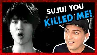 SUPER JUNIOR (슈퍼주니어) - 'Sorry, Sorry - Answer'– KPOP REACTIO…