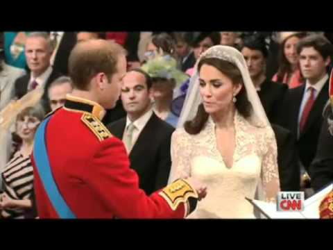 Royal Wedding Vows Transcript