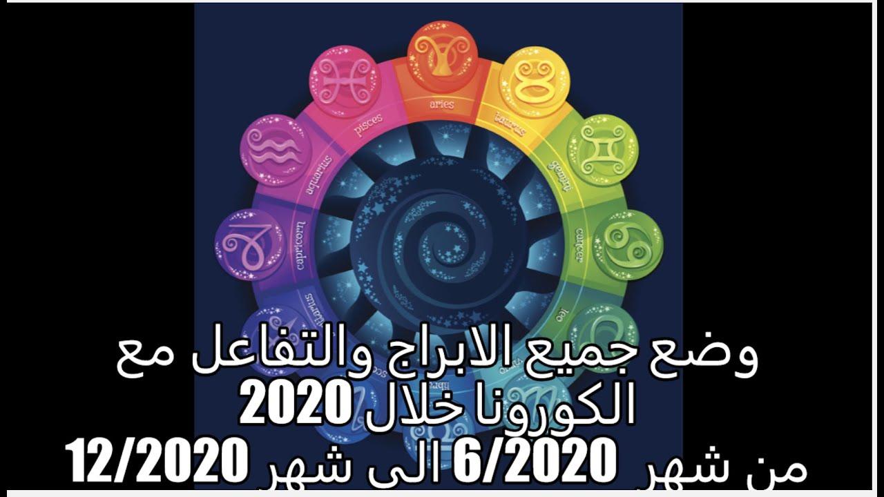 Photo of وضع جميع الابراج والتفاعل مع الكورونا خلال 2020من 6/2020-12/2020 – عالم الابراج