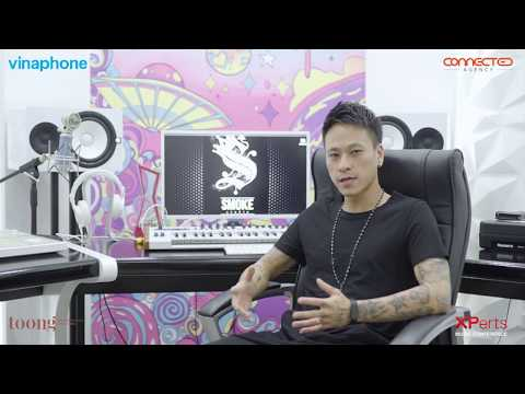 Xperts Music Conference 2017 - DJ Minh Trí