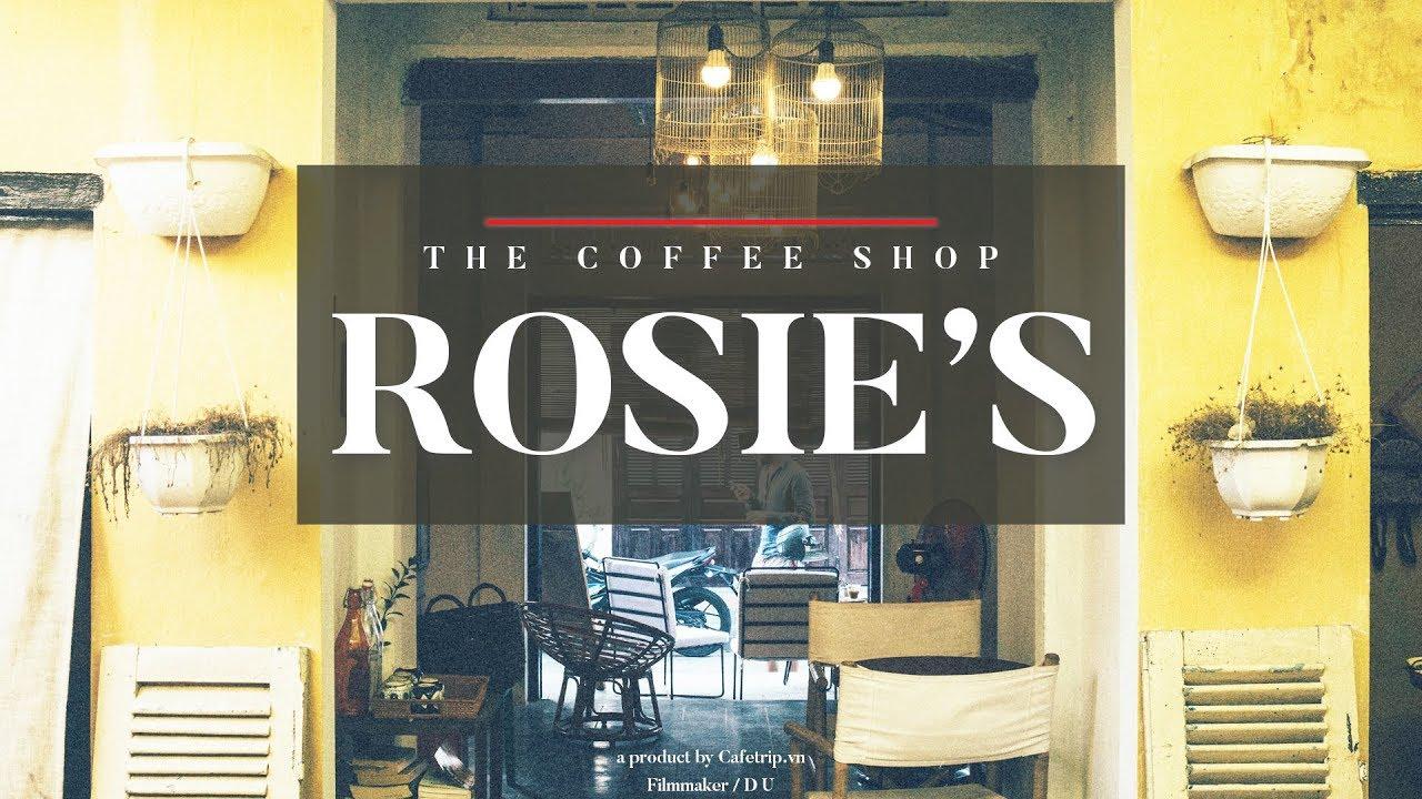 Kết quả hình ảnh cho rosie's cafe hội an