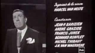 "FERNANDEL "" LE TANGO CORSE """