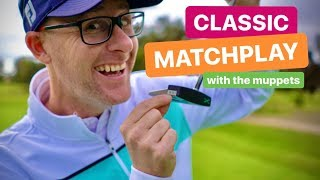 PORTUGAL GOLF CLASSIC MATCHPLAY WITH THE MUPPETS