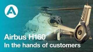 H160 in the hands of customers