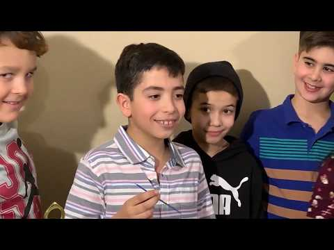 Lucas 11th Years Old Birthday Party