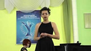 2 премия (академический вокал) Аккорды Хортицы 2016год(, 2016-04-01T09:50:18.000Z)