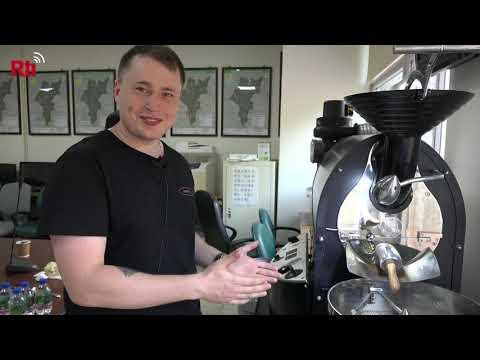 Чемпион мира по обжарке кофе из России принял участие в тайваньском Фестивале кофе