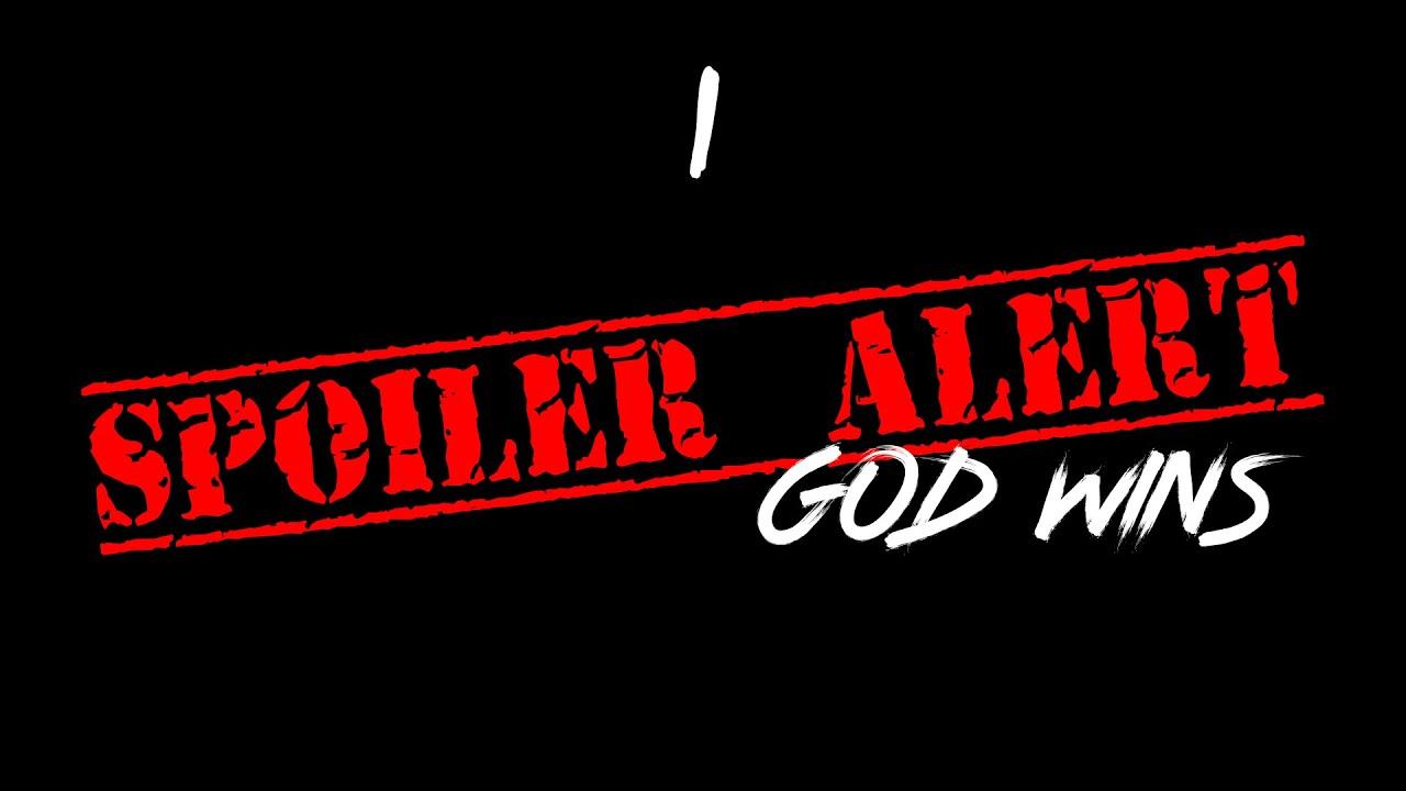 Spoiler Alert - Week 1