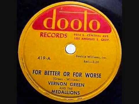 MEDALLIONS   For Better or For Worse   1957