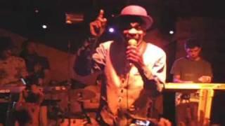 Vernon Maytone (The Maytones) . Ao vivo em Belém