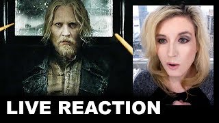 The Crimes of Grindelwald Trailer REACTION