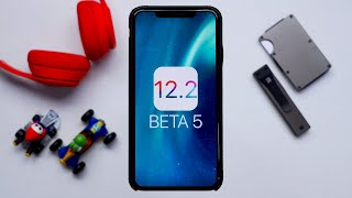 iOS 12.2 Beta 5 Released! What's New?!