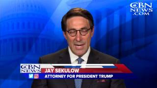 Can a Sitting President Be Indicted? The ACLJ's Jay Sekulow Answers the Question