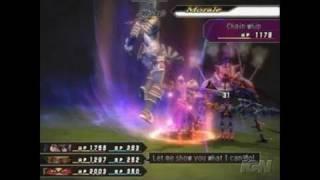 .hack//G.U. Vol.3: Redemption PlayStation 2 Gameplay -