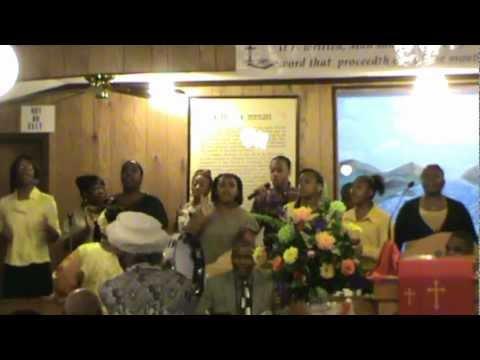 Flat Rock Youth Choir from 2-26-12 service M2U00132.MPG