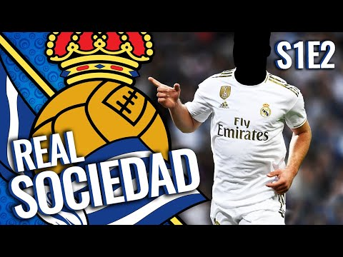 LOANING A REAL MADRID STAR! | REAL SOCIEDAD CAREER MODE S1E2