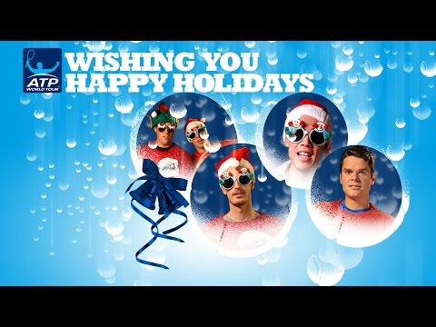 Happy Holidays From The ATP 2016