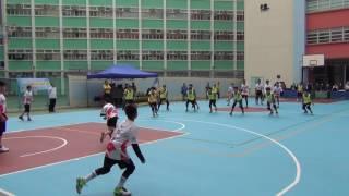 ADC 第三屆亞洲盃閃避球賽男子U13組(季軍賽) 香港對韓