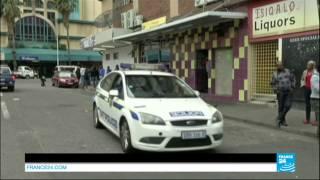 Afrique du Sud : manifestation à Durban contre les violences xénophobes