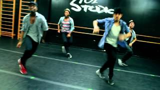 Chris Brown - Is This Love | Choreography by Christian Castillo