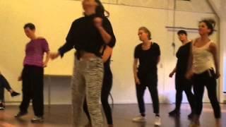 Ragga/Dancehall hos ElStudio.dk med Vanessa