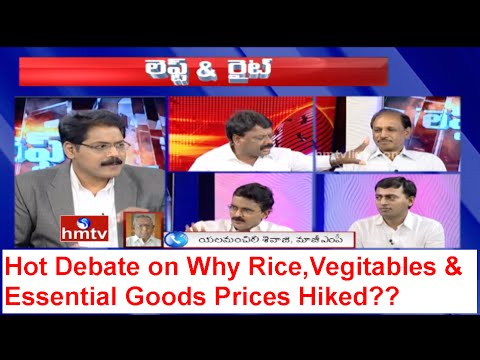 Hot Debate on Why Rice, Vegetables and Essential Goods Price