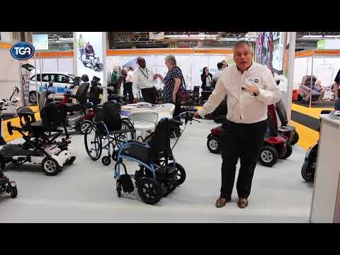 TGA Wheelchair Powerpack Plus 3