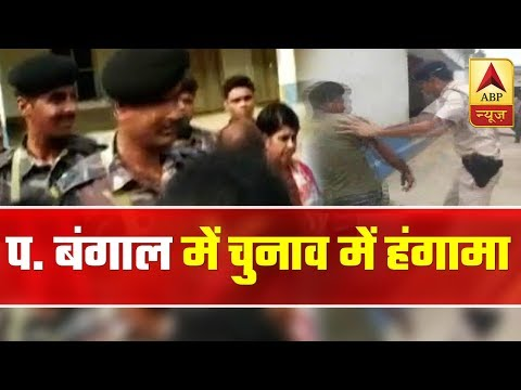 Violence Reported In West Bengal's Jhargram, Midnapore & Ghatal | ABP News