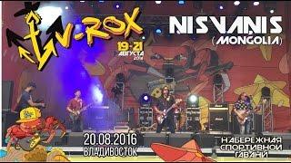 """Группа """"Nisvanis"""" (Монголия) (Live, V-ROX, 20.08.2016)"""