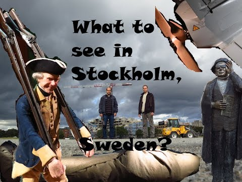 What to See in Stockholm, Sweden: Technical museum