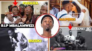 Yatakutoka Machozi Marehemu MBALAMWEZI AlivyoIMBA mara ya mwisho Kabla ya UMAHUTI Kumfika