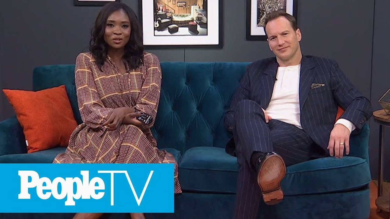 Patrick Wilson Worked Hard To Grow A Gut For 'Watchmen' | PeopleTV